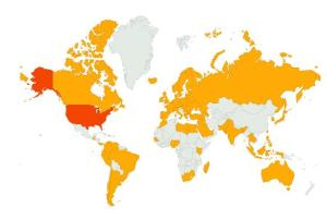 Blog Readers Map2